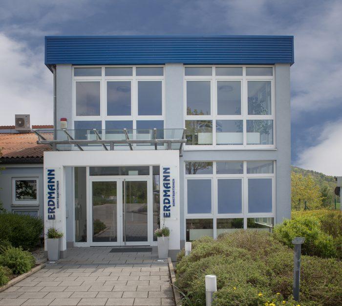 Erdmann Konstruktione, Neusitz, Sondermaschinen, Planung, Konstruktion